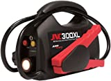 Clore JNC300XL 'Jump-N-Carry' 900 Peak Amp Ultraportable 12-Volt Jump Starter with Light