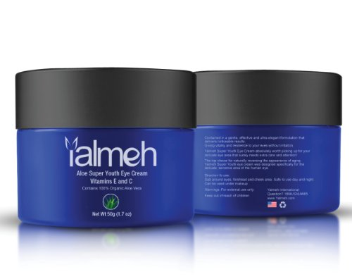 Yalmeh Peerless Beauty Yalmeh Aloe Super Youth Eye Cream