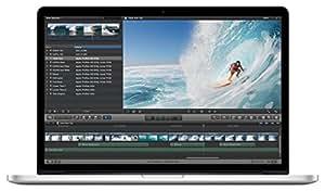 "Apple MacBook Pro MD831LL/A 15.4"" Laptop with Retina Display 2.70 GHz, 16 GB, 768 fLASH STORAGE"