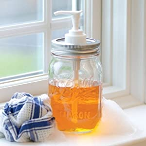 Carson Home Accents 22228 The Original Red Nek Fancy Pump Soap Dispenser, 16-Ounce by Carson