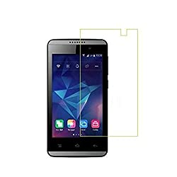 MoArmouz Go - Tempered Glass For LYF RELIANCE FLAME 3 by MoArmouz 0.33mm 2.5D Clear Glass 9H Hardness Toughened Anti Explosion Screen Guard Protector Mobile Accessories HD Clear Tempered Glass Screen Protector