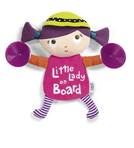 Baby On Board - Little Lady - 1