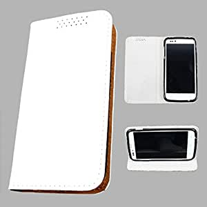DooDa PU Leather Flip Case Cover For Nokia Asha 500 / 500 Dual sim
