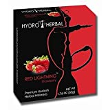 Hydro Herbal 50g Strawberry Hookah Shisha Tobacco Free Molasses