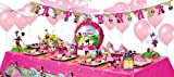 Minnie Mouse Party Supplies Super Party Kit