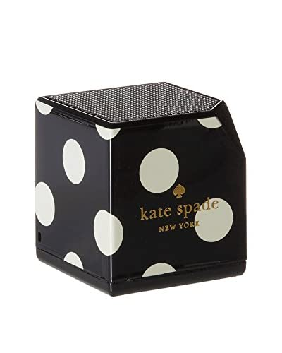 kate spade new york Le Pavillion Bluetooth Speaker, Black