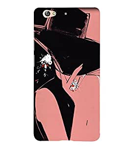 Dressed to Party 3D Hard Polycarbonate Designer Back Case Cover for Gionee S6