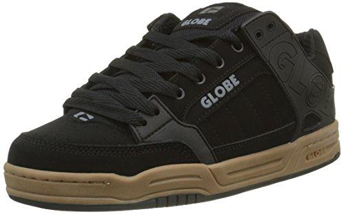 Globe - Tilt, Sneakers, unisex, Nero (Black/Gum), 45