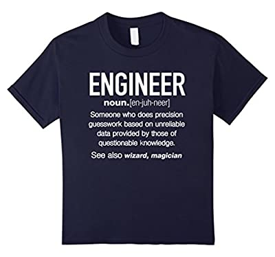 Engineer Definition Funny T-shirt