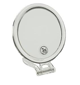 Fantasia miroir de voyage grossissant x 5 avec tui - Amazon miroir grossissant ...