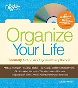Organize Your Life Securly Archive Your Important Family Records