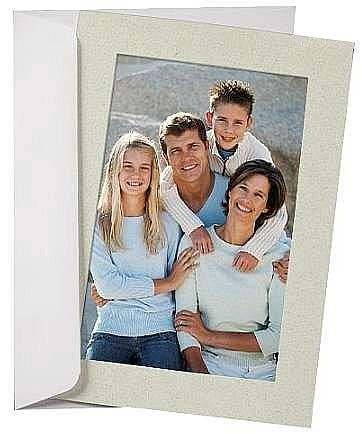 Simplicity Willow Photo Insert Card Sold In 10S - 4X6