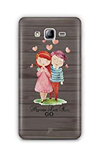 YuBingo Never Let You Go Mobile Case Back Cover for Samsung Galaxy On 7