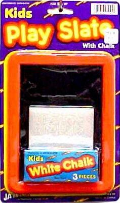 Ja-Ru Kids Real Slate (Pack of 6)