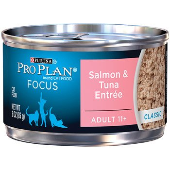Pro Plan Focus Entrees Adult 11+ Canned Cat Food