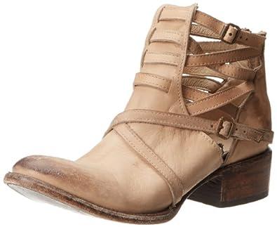 Freebird Women's FB-Stair Boot,Taupe,10 M US