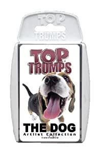 Winning Moves Top Trumps The Dog