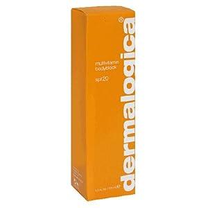 Dermalogica Multivitamin Bodyblock, SPF 20, 4.2 oz (125 ml)