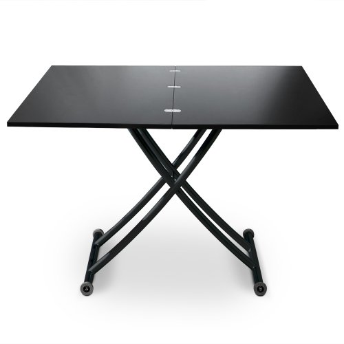 Table relevable extensible les bons plans de micromonde - Menzzo table basse relevable extensible ...