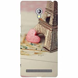 Asus Zenfone 6 A601CG Back Cover - Heart Designer Cases