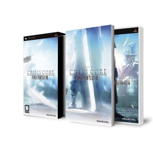FF7 Crisis core box collector UK