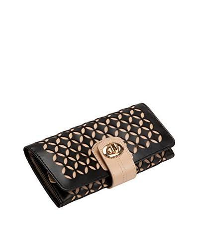 WOLF Chloé Jewelry Roll, Black