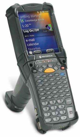 Motorola Mc9200 Handheld Computer - 2D Standard Range Imager (Se4500) / 1Gb Ram/2Gb Flash / 53 Key / Windows Embedded 6.5.X / Bluetooth / Rfid Tag P/N: Mc92N0-G30Syeqa6Wr