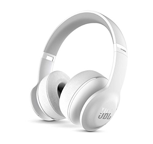 Click to buy JBL Everest 300 Wireless Bluetooth On-Ear Headphones (White) - From only $263
