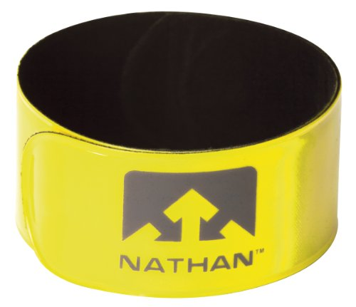 Nathan Nathan Reflex Reflective Slap Band (2-Pack)