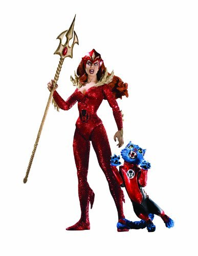 DC Direct Blackest Night: Series 7: Red Lantern: Mera Action Figure by DC Comics (Red Lantern Mera compare prices)
