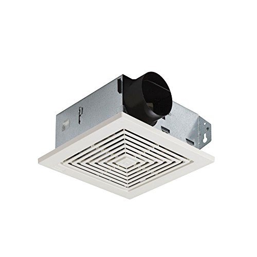 Bathroom Exhaust Fans Wall Mount : Broan ceiling exhaust fan cfm wall mount ventilation