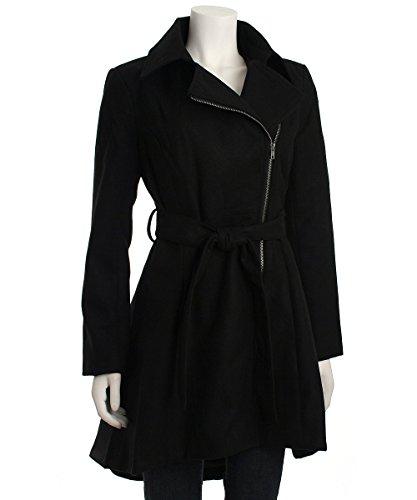 Bb Dakota Amorie Coat (Black), X-Small
