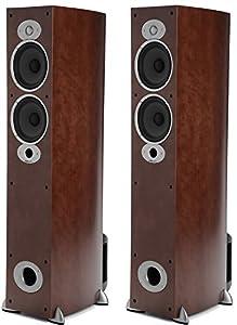 Polk Audio RTI A5 Floorstanding Speaker PAIR, Cherry