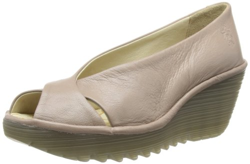 Fly London Women's Yaff Light Grey Comfort P500392001 5 UK