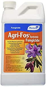 Monterey Agri-Fos Systemic Fungicide 32oz