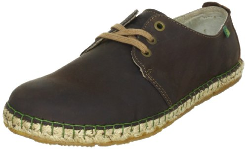 El Naturalista Men's Chocolate/Cuero Lace Up N660 10 UK
