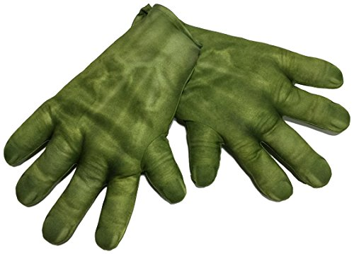 Avengers 2 Age of Ultron Child's Hulk Gloves