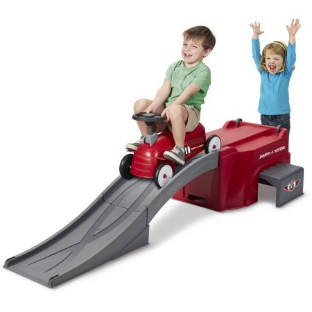Radio Flyer 500 Ride-On with Ramp (Radio Flyer Classic Car compare prices)