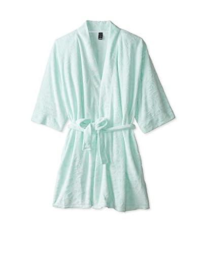 Rene Rofe Sleepwear Women's It's A Wrap Embossed Robe