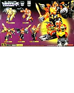 Transformers: Generation 1 Japanese Re-Issue > Predaking Action Figure by Toy Rocket