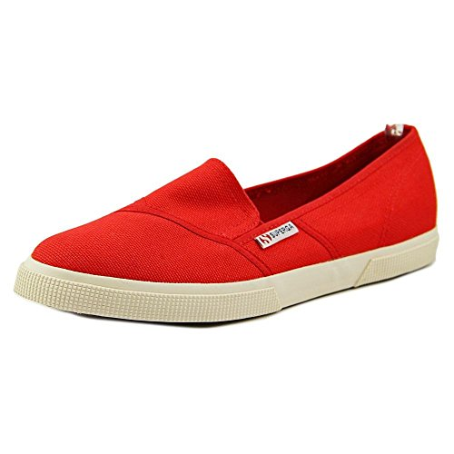Superga Cotw Donna US 5.5 Rosso Ballerine UK 4.5 EU 37.5