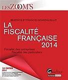 Zoom's - Fiscalité française 2014