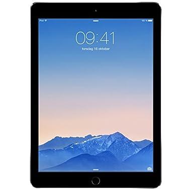 Apple iPad Air 2 MGL12LL/A (16GB, Wi-Fi, Space Gray)