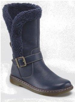 Dr. Martens  BRIELLE Broadway DRESS BLUE Ankle Boots Womens  Blue Blau (dress blue) Size: 5 (38 EU)