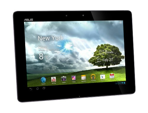 ASUS TF700T-C1-GR 10.1-Inch Tablet (Gray)