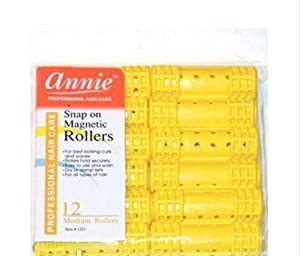 Snap On Magnetic Rollers - Medium #1223 by Annie