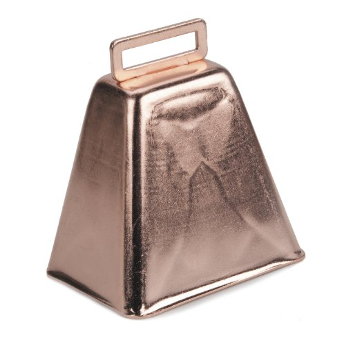3 Inch Copper Cowbell - 1