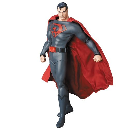 Medicom DC Comics: Red Son Superman Real Hero Action Figure