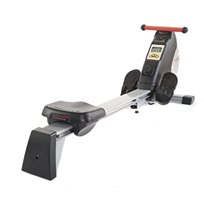 Crescendo Fitness Folding Mag Resistance Power Rower