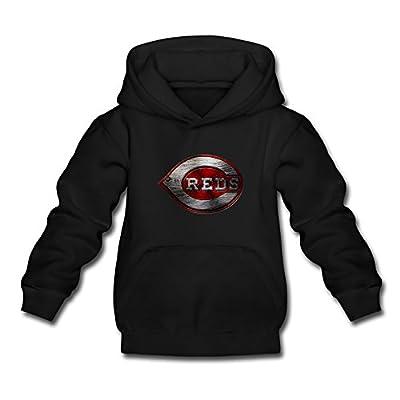ZK&HY Custom MLB Cincinnati Reds Hoodie Sweatshirt Youth